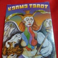 Barajas de cartas: KARMA TAROT.. Lote 160390077