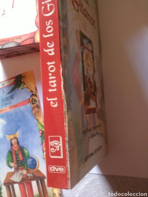 Barajas de cartas: Tarot de los Gitanos. DESCATALOGADO - Foto 3 - 160464517