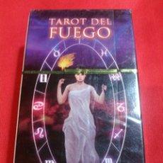 Barajas de cartas: NUEVO! TAROT DEL FUEGO.. Lote 160471957