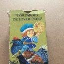 Barajas de cartas: TAROT DE LOS DUENDES. Lote 160516034