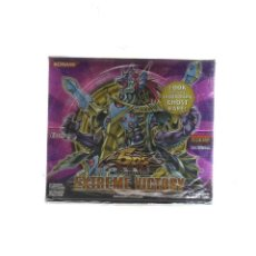 Jeux de cartes: YU-GI-OH CAJA ENTERA EXTREME VICTORY ENGLISH EDITION SON REEDICION. Lote 160578478