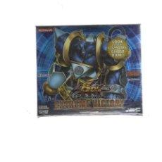 Jeux de cartes: YU-GI-OH EXTREME VICTORY INGLISH EDITION CAJA ENTERA,SON REEDICION. Lote 160578618