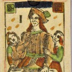 Barajas de cartas: TAROT FLORENTINO MINCHIATE AL LEONE ITALIA SIGLO XVIII - 1790 FASCIMIL. Lote 160598038
