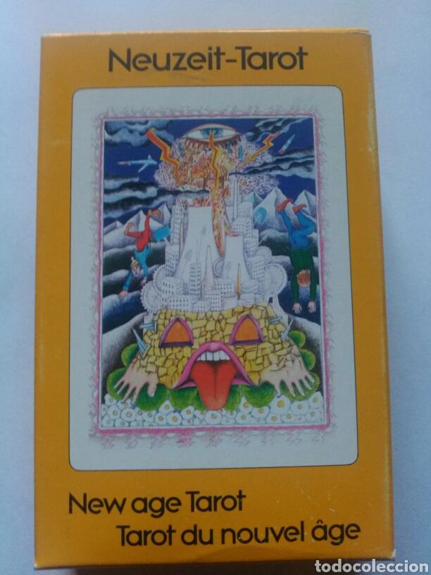 NUEVO! NEW AGE TAROT. (Juguetes y Juegos - Cartas y Naipes - Barajas Tarot)