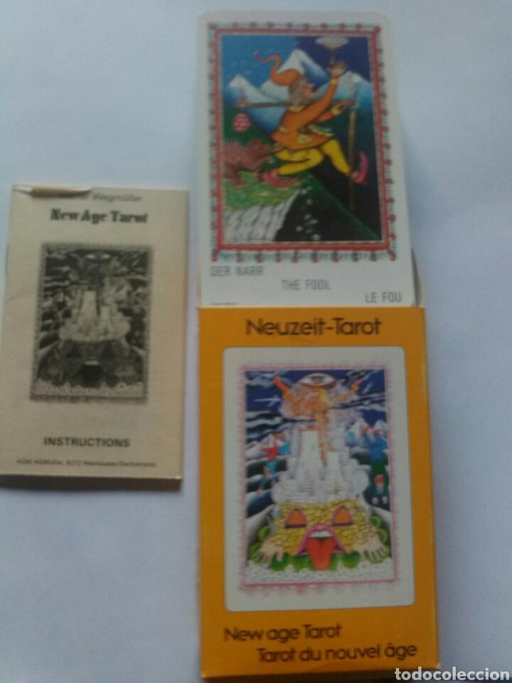 Barajas de cartas: NUEVO! NEW AGE TAROT. - Foto 2 - 160611424