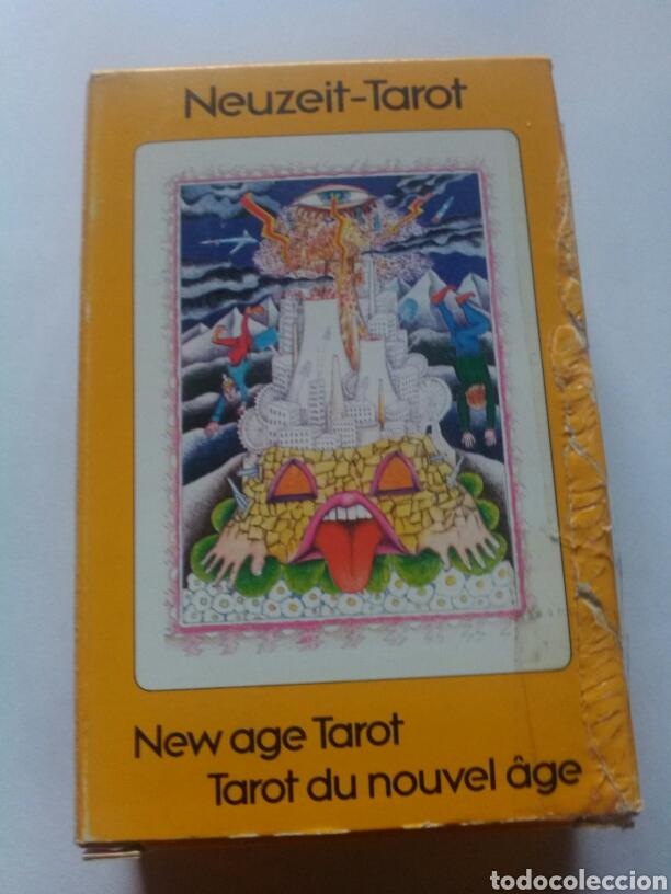 Barajas de cartas: NUEVO! NEW AGE TAROT. - Foto 4 - 160611424