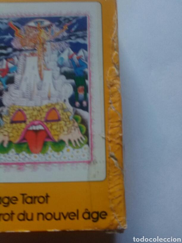 Barajas de cartas: NUEVO! NEW AGE TAROT. - Foto 5 - 160611424
