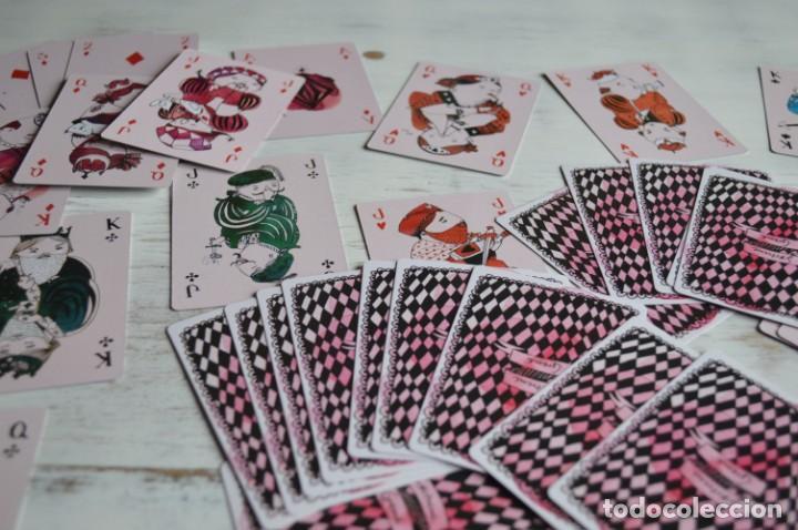 Barajas de cartas: Baraja nueva y precintada de CARTAS - NAIPES - PÓKER, de ANNA & CLARA. - Foto 9 - 160628366