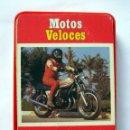 Barajas de cartas: BARAJA DE CARTAS MOTOS VELOCES HERACLIO FOURNIER 1976. Lote 160708874