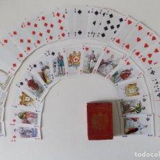 Barajas de cartas: LIBRERIA GHOTICA. BARAJA NAPOLEON III. JEU IMPÉRIAL. SECOND EMPIRE.1980.. Lote 160726410