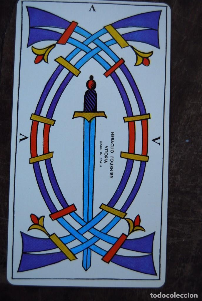 Barajas de cartas: BARAJA CARTAS TAROT BILINGÜE FOURNIER COMPLETO CON 78 CARTAS Y INSTRUCCIONES. - Foto 14 - 160728790