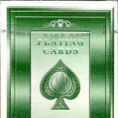 Barajas de cartas: BARAJA CHINA DE POKER - 52 CARTAS. Lote 160740858