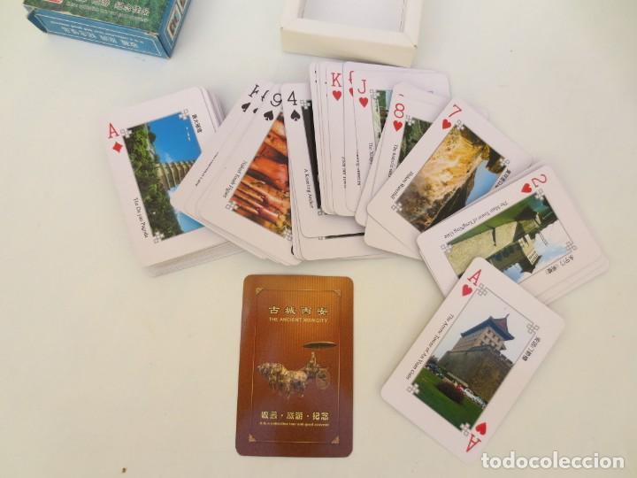 Barajas de cartas: BARAJA DE CARTAS DE LA ANTIGUA CIUDAD DE XIAN . - Foto 2 - 160774590