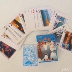 Barajas de cartas: BARAJA DE CARTAS DE CHINA . Lote 160775550