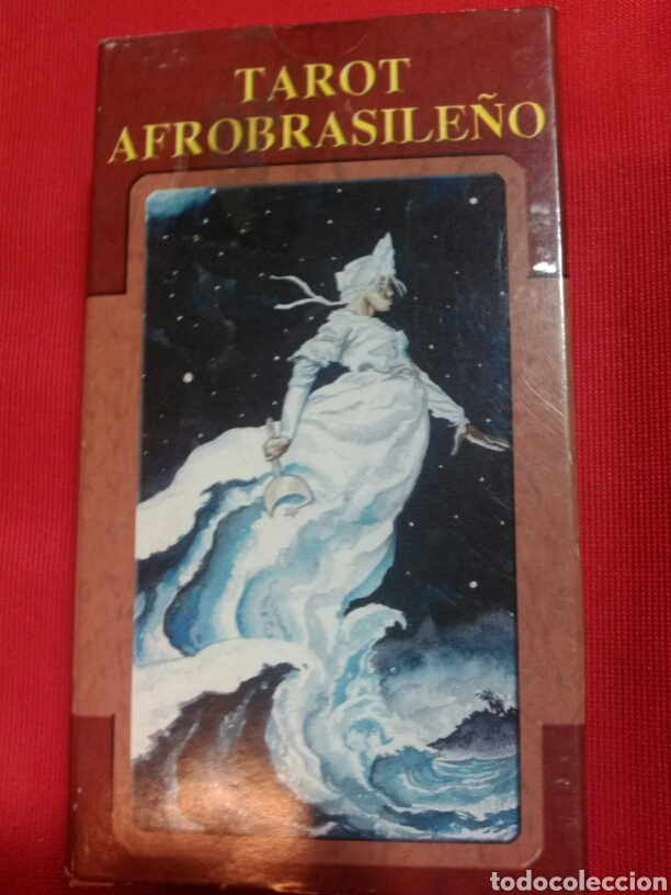AFROBRASILEÑO TAROT. (Juguetes y Juegos - Cartas y Naipes - Barajas Tarot)
