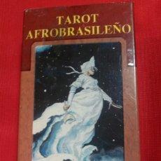 Barajas de cartas: AFROBRASILEÑO TAROT.. Lote 160783946