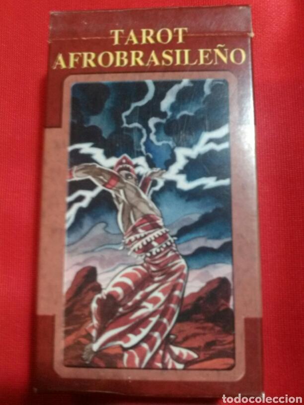 Barajas de cartas: Afrobrasileño TAROT. - Foto 2 - 160783946
