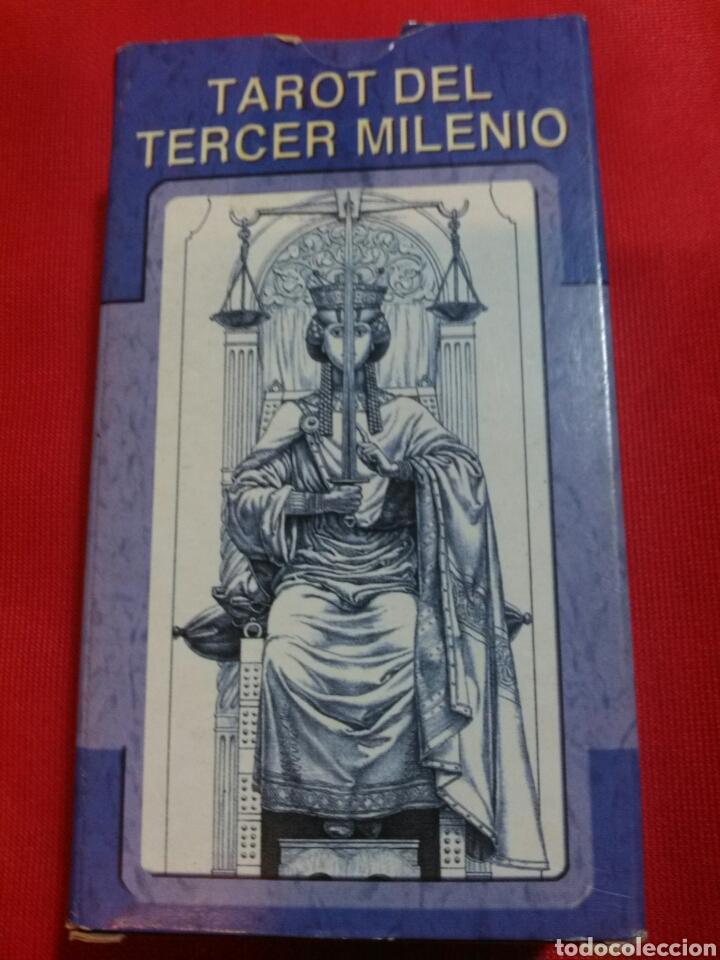 TAROT DEL TERCER MILENIO (Juguetes y Juegos - Cartas y Naipes - Barajas Tarot)