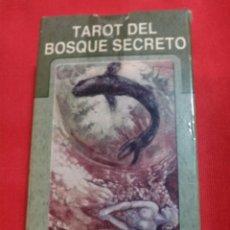 Barajas de cartas: TAROT DEL BOSQUE SECRETO.. Lote 160786304