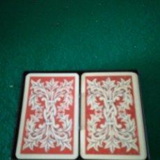 Barajas de cartas: BARAJAS DE PÓKER. Lote 160801509