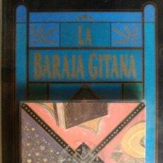 Barajas de cartas: BARAJA GITANA. CARTAS +LIBRO.. Lote 160815594