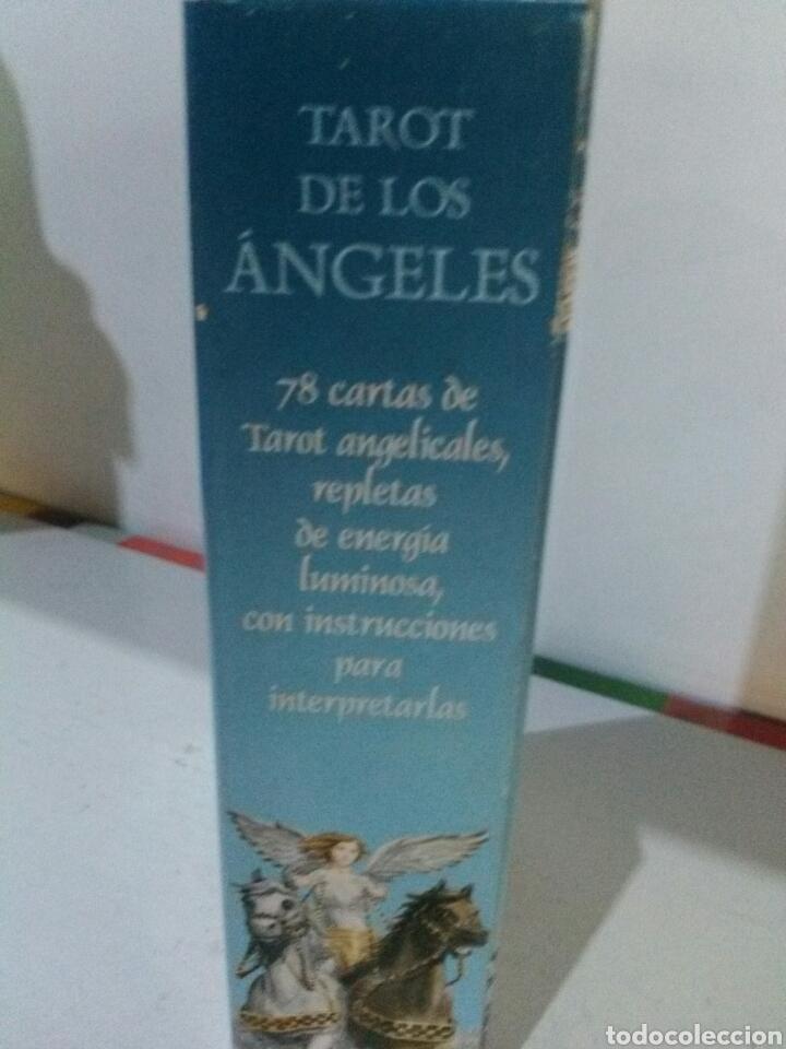Barajas de cartas: TAROT DE LOS ANGELES - Foto 3 - 160849422