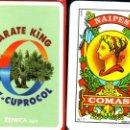 Barajas de cartas: KARATE KING - BARAJA ESPAÑOLA 40 CARTAS. Lote 160860822