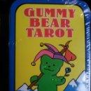 Barajas de cartas: GUMMY BEAR TAROT.. Lote 160917078