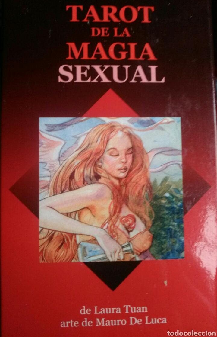TAROT DE LA MAGIA SEXUAL. LAURA TUAN. (Juguetes y Juegos - Cartas y Naipes - Barajas Tarot)