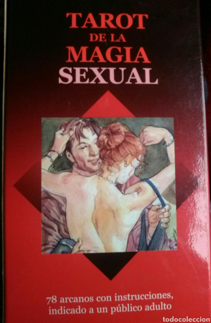 Barajas de cartas: TAROT DE LA MAGIA SEXUAL. LAURA TUAN. - Foto 2 - 160918106