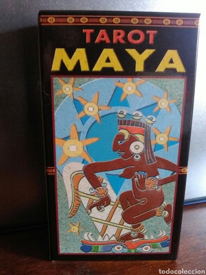 Barajas de cartas: TAROT MAYA. - Foto 2 - 160977470