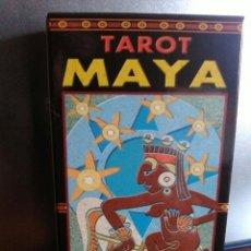 Barajas de cartas: TAROT MAYA.. Lote 160977470