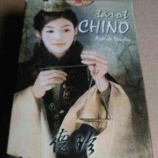 Barajas de cartas: TAROT CHINO.. Lote 161059072