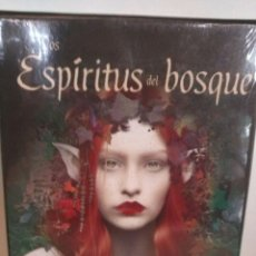 Barajas de cartas: TAROT ESPÍRITUS DEL BOSQUE. Lote 161076118