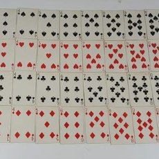 Barajas de cartas: BARAJA DE POKER. 54 CARTAS. ARRCO PLAYING CARD CO. MADE IN USA. CIRCA 1940.. Lote 161080734