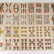 Barajas de cartas: BARAJA DE 48 NAIPES. LA HISPANO AMERICANA. JOAN ROURA. BARCELONA. CIRCA 1930.. Lote 161119094