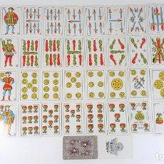 Barajas de cartas: BARAJA DE 50 NAIPES. HERACLIO FOURNIER. ESPAÑA. 1962.. Lote 161130238