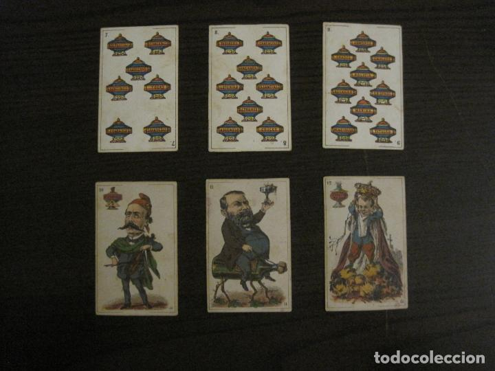 Barajas de cartas: BARAJA ESPAÑA CON HONRA-COMPLETA 48 CARTAS-VER FOTOS-(V-16.420) - Foto 8 - 161163146