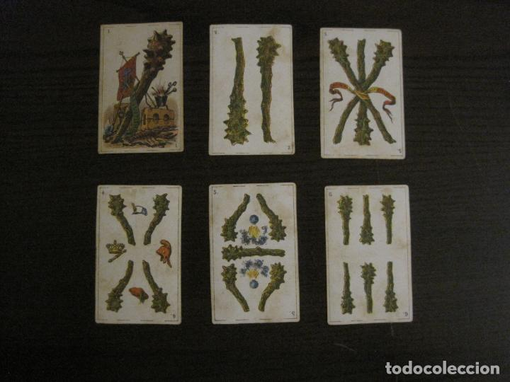 Barajas de cartas: BARAJA ESPAÑA CON HONRA-COMPLETA 48 CARTAS-VER FOTOS-(V-16.420) - Foto 14 - 161163146