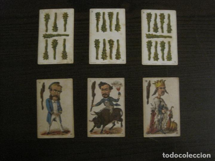 Barajas de cartas: BARAJA ESPAÑA CON HONRA-COMPLETA 48 CARTAS-VER FOTOS-(V-16.420) - Foto 16 - 161163146