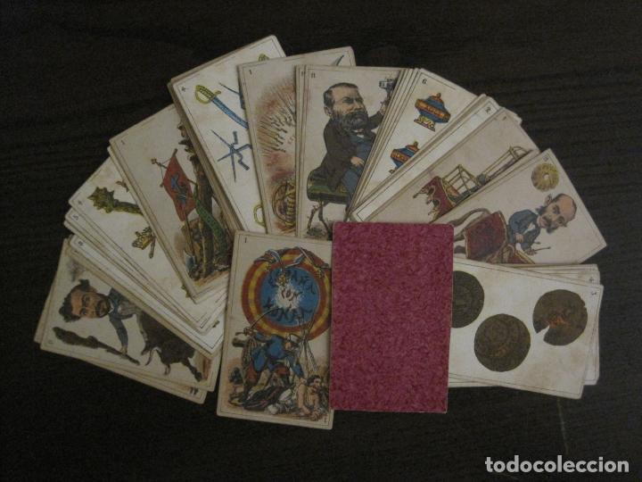 BARAJA ESPAÑA CON HONRA-COMPLETA 48 CARTAS-VER FOTOS-(V-16.420) (Juguetes y Juegos - Cartas y Naipes - Baraja Española)