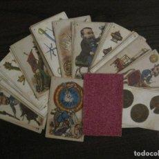 Barajas de cartas: BARAJA ESPAÑA CON HONRA-COMPLETA 48 CARTAS-VER FOTOS-(V-16.420). Lote 161163146