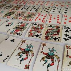 Barajas de cartas: PAREJA DE CARTAS FOURNIER DE MINGOTE - 1968 - CAJA ORIGINAL. Lote 161200686
