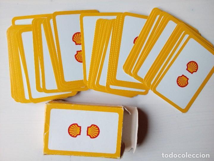 BARAJA PUBLICITARIA SHELL POKER BRIDGE 54 CARTAS (Juguetes y Juegos - Cartas y Naipes - Barajas de Póker)