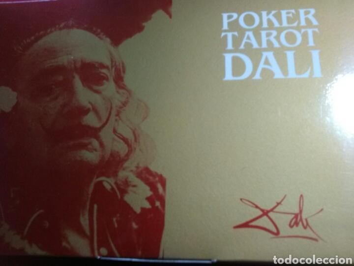 Barajas de cartas: POKER TAROT DALÍ - Foto 2 - 161357720