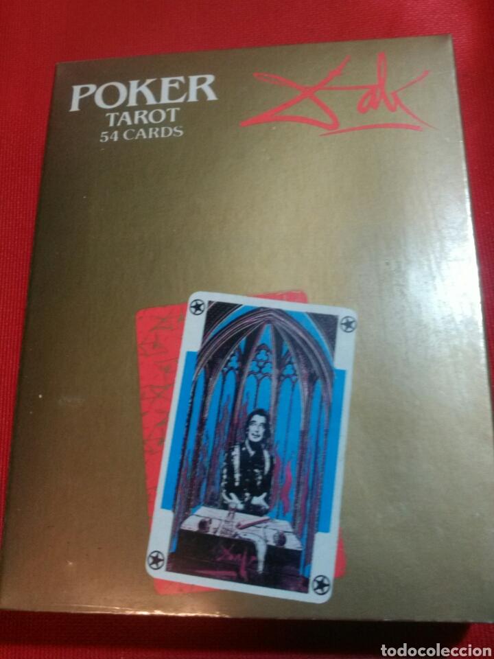 POKER TAROT DALÍ. (Juguetes y Juegos - Cartas y Naipes - Barajas Tarot)