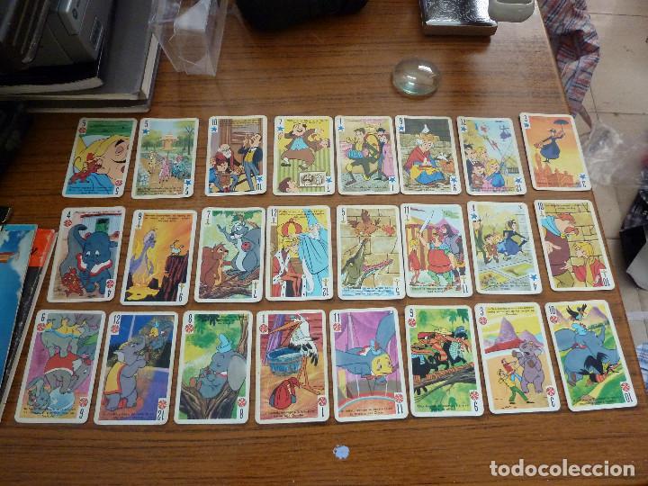 BARAJA INFANTIL DISNEY FESTIVAL (Juguetes y Juegos - Cartas y Naipes - Barajas Infantiles)