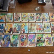 Jeux de cartes: BARAJA INFANTIL DISNEY FESTIVAL. Lote 161505726
