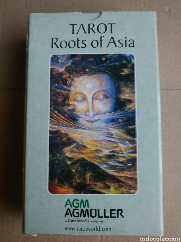 TAROT ROOTS OF ASIA. COLECCIONISTAS. (Juguetes y Juegos - Cartas y Naipes - Barajas Tarot)