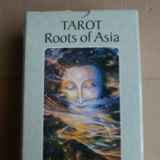 Barajas de cartas: MUY DIFÍCIL DE ENCONTRAR!! EXCLUSIVO. TAROT ROOTS OF ASIA. COLECCIONISTAS.. Lote 161526425